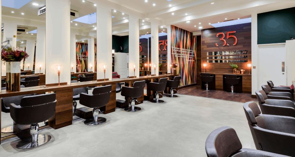 Fowler35 London hair Salon
