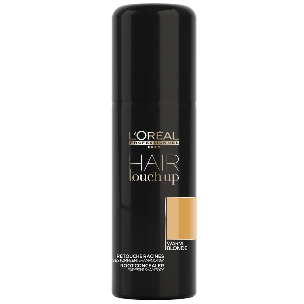 root touch up spray warm blonde