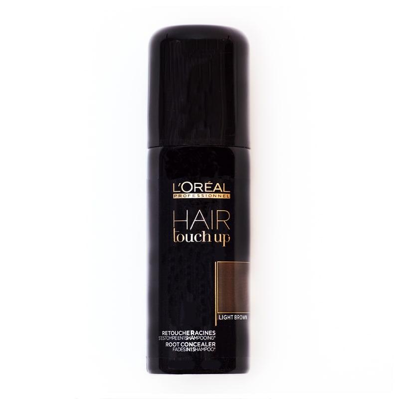 L'Oréal Professionnel Hair Touch Up - Light Brown (75ml)