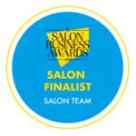 Salon business awards salon team