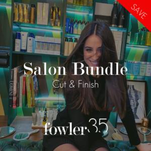 Salon Bundle: Blow Dry