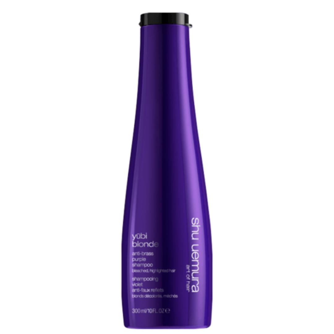 Shu Uemura Yubi Blonde Anti-Brass Purple Shampoo 300ml