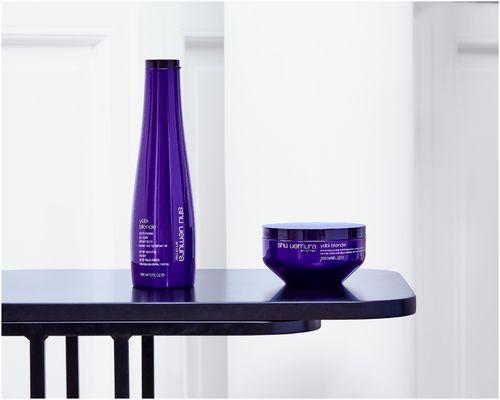 Shu Uemura Yubi Blonde Anti-Brass Purple Shampoo